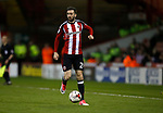 Danny Lafferty of Sheffield Utd during the English League One match at Bramall Lane Stadium, Sheffield. Picture date: April 5th 2017. Pic credit should read: Simon Bellis/Sportimage