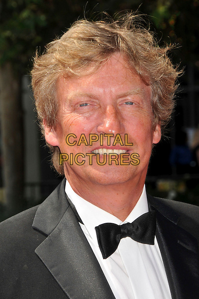 NIGEL LYTHGOE .61st Annual Creative Arts Emmy Awards held at Nokia Theatre LA Live, Los Angeles, California, USA, .12th September 2009..emmys portrait headshot black bow tie .CAP/ADM/BP.©Byron Purvis/Admedia/Capital Pictures