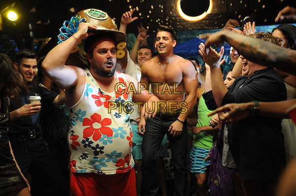 Staten Island Summer (2015) <br /> Bobby Moynihan, John DeLuca<br /> *Filmstill - Editorial Use Only*<br /> CAP/FB<br /> Image supplied by Capital Pictures