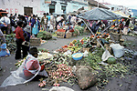 Local Market, Latacunga, Ecuador, South America
