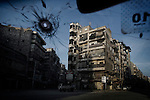 What they left behind - Aleppo Syria