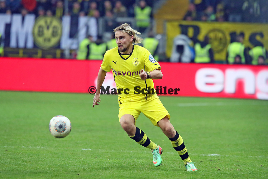 Marcel Schmelzer (BVB) - Eintracht Frankfurt vs. Borussia Dortmund, DFB-Pokal Viertelfinale
