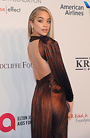 NEW YORK, NY - NOVEMBER 02:  Jasmine Sanders attend 15th Annual Elton John AIDS Foundation An Enduring Vision Benefit at Cipriani Wall Street on November 2, 2016 in New York City.Photo by John Palmer/ MediaPunch