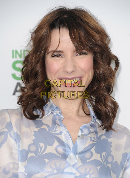 SANTA MONICA, CA, MARCH 01: Sally Hawkins at The 2014 Film Independent Spirit Awards held at Santa Monica Beach in Santa Monica, California, USA on March 1st, 2014.                                                                              <br /> CAP/DVS<br /> &copy;Debbie VanStory/Capital Pictures