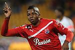 Con goles de Zapata y Cano, Independiente Medellín derrotó 2-0 a Patriotas y sigue prendido arriba en el torneo Finalización