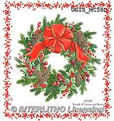 Ingrid, CHRISTMAS SYMBOLS, WEIHNACHTEN SYMBOLE, NAVIDAD SÍMBOLOS, paintings+++++,USISMC38C,#XX#