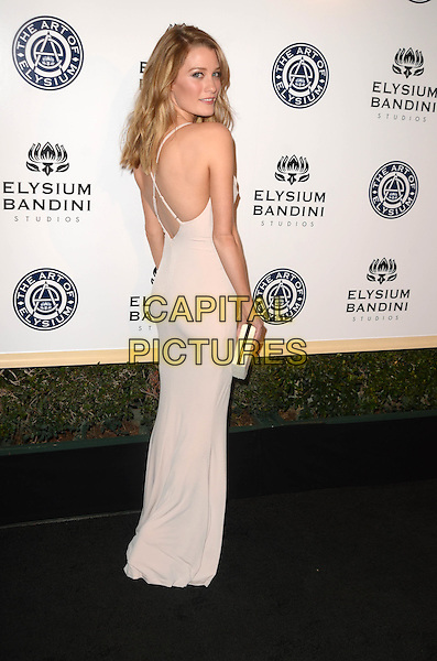 LOS ANGELES, CA - JANUARY 7: Ashley Hinshaw at the The Art Of Elysium Tenth Annual Celebration 'Heaven' Charity Gala at Red Studios in Los Angeles, California on January 7, 2017. <br /> CAP/MPI/DE<br /> &copy;DE/MPI/Capital Pictures