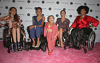 LOS ANGELES, CA - AUGUST 10: Cur8able team, at Beautycon Festival Los Angeles 2019 - Day 1 at Los Angeles Convention Center in Los Angeles, California on August 10, 2019.  <br /> CAP/MPI/SAD<br /> ©SAD/MPI/Capital Pictures
