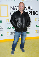 09 October  2017 - Hollywood, California - Michael Chiklis. L.A. premiere of National Geographic Documentary Films' &quot;Jane&quot; held at Hollywood Bowl in Hollywood. <br /> CAP/ADM/BT<br /> &copy;BT/ADM/Capital Pictures