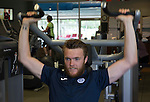 St Johnstone Pre-Season Training in Northern Ireland.. 08.07.16<br />