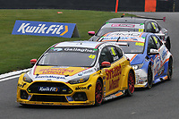 2019 British Touring Car Championship. Race 2. #48 Ollie Jackson. Team Shredded Wheat Racing with Gallagher. Ford Focus RS.