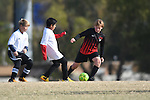 Germantown Legends Black vs. Rapids Black in the Germantown Invitational Tournament at Mike Rose Soccer Complex in Memphis, Tenn. on Sunday, November 13, 2016. Legends won 4-2.