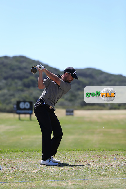 David Howell (ENG) on the driving range ahead of the Africa Open 2015 at the East London Golf Club, East London, Eastern Cape, South Africa. Picture:  David Lloyd / www.golffile.ie. 03/03/2015