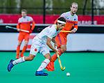 ROTTERDAM -  tijdens   de Pro League hockeywedstrijd heren, Nederland-Spanje (4-0) .  COPYRIGHT KOEN SUYK