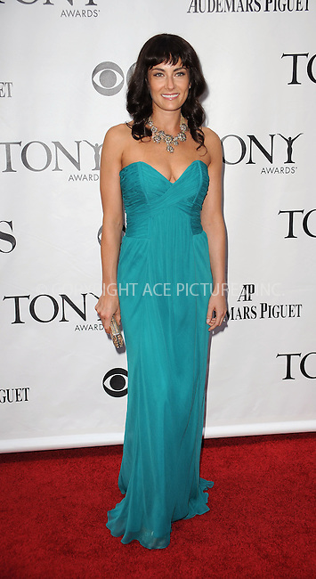 WWW.ACEPIXS.COM . . . . .  ....June 7 2009, New York City....Laura Benanti at the 63rd Annual Tony Awards at Radio City Music Hall on June 7, 2009 in New York City.....Please byline: KRISTIN CALLAHAN -  ACE PICTURES.... *** ***..Ace Pictures, Inc:  ..tel: (212) 243 8787 or (646) 769 0430..e-mail: info@acepixs.com..web: http://www.acepixs.com