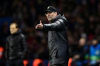 Jurgen Klopp - entraineur (Liverpool) <br /> Parigi 28-11-2018 <br /> Paris Saint Germain - Liverpool Champions League 2018/2019<br /> Foto JB Autissier / Panoramic / Insidefoto <br /> ITALY ONLY