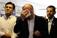 SÃO PAULO, SP, 29.03.2018: COMPLEXO-JÚLIO-PRESTES - O governador de São Paulo, Geraldo Alckmin (PSDB), participa juntamente com o prefeito João Doria (PSDB) da entrega de 170 apartamentos na região da Praça Julio Prestes, no centro da capital paulista, nesta quinta-feira, 29. (Foto: Fábio Vieira/FotoRua)