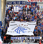 Rangers fans with unbroken history
