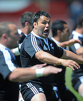 101106 Rugby - NZ Heartland XV v NZ Marist XV