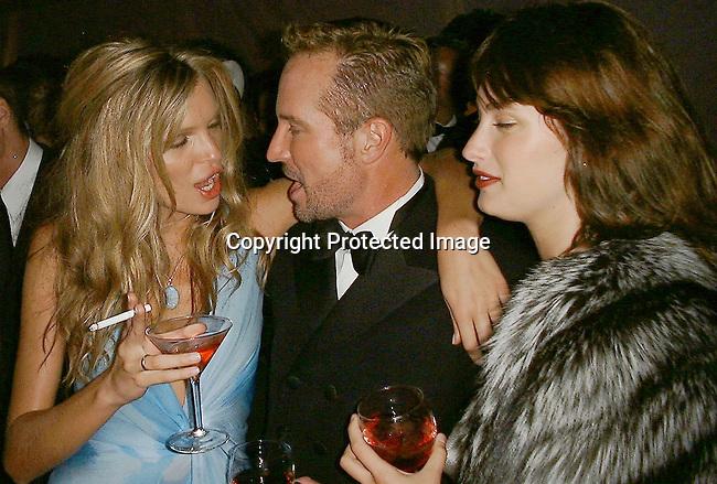 Esther Canadas &amp; Randolph Duke<br />2000 Vanity Fair Post Oscar Party<br />Morton's Restaurant<br />Los Angeles, California, USA<br />March 26, 2000<br />Photo by Celebrityvibe.com