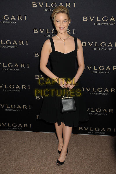 LOS ANGELES, CA - FEBRUARY 25 - Dianna Agron. BVLGARI &quot;Decades of Glamour&quot; Oscar Party held at Soho House on 25th February 2014.<br /> CAP/ADM/BP<br /> &copy;Byron Purvis/AdMedia/Capital Pictures