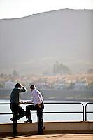Nova Lima_MG, Brasil...Executivos no Alphaville proximo a Lagoa dos Ingleses, Minas Gerais...Business man in Alphaville next to Ingleses Lake, Minas Gerais...Foto: JOAO MARCOS ROSA /  NITRO