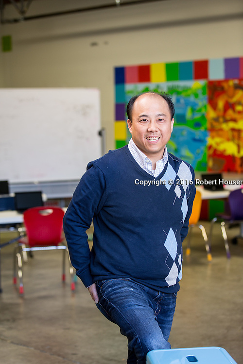Portrait of Bryant Wong - CTO - Summit Schools