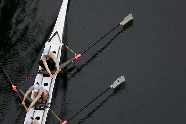 University of Washington women's rowing, Women's varsity crew,  Rowing, race, Opening Day Regatta, Seattle, Washington,