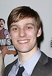 Brendon Stimson.attending the 'NEWSIES' Opening Night after Party at the Nederlander Theatre in New York on 3/29/2012