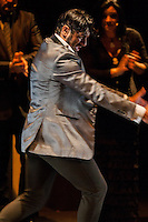 Rafael Amargo, flamenco dancer on stage