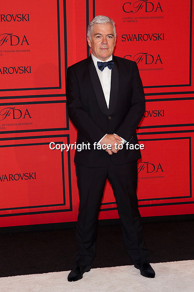 NEW YORK, NY - JUNE 3: Tim Blanks at the 2013 CFDA Fashion Awards at Lincoln Center's Alice Tully Hall in New York City. June 3, 2013. <br />