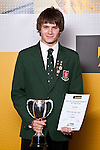 Boys Swimming winner Ben Stark from Westlake Boys High School. ASB College Sport Auckland Secondary School Young Sports Person of the Year Awards held at Eden Park on Thursday 12th of September 2009.