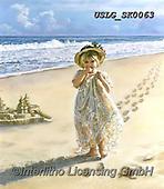 CHILDREN, KINDER, NIÑOS, paintings+++++,USLGSK0063,#K#, EVERYDAY ,Sandra Kock, victorian
