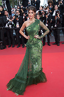 Iris Mittenaere at the premiere for &quot;The Beguiled&quot; at the 70th Festival de Cannes, Cannes, France. 24 May 2017<br /> Picture: Paul Smith/Featureflash/SilverHub 0208 004 5359 sales@silverhubmedia.com