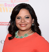 NEW YORK, NY - JUNE 4: Melina Garcia Attends The Fun, Fearless Latina Awards at The Hearst tower ,New York City ,June 4, 2014 ©HP/Starlitepics.com