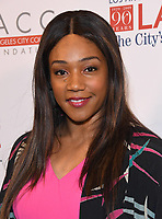 12 March 2019 - Beverly Hills, California - Tiffany Haddish. Los Angeles Community College 2019 Gala held at Beverly Wilshire Hotel. Photo <br /> CAP/ADM/BT<br /> &copy;BT/ADM/Capital Pictures