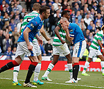 Kenny Miller dejection as his header is saved