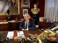 Ben Weider<br /> <br /> <br /> <br /> PHOTO :   Agence Quebec Presse