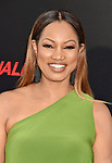 HOLLYWOOD, CA - JULY 17: Garcelle Beauvais attends the premiere of Columbia Picture's 'Equalizer 2' at TCL Chinese Theatre on July 17, 2018 in Hollywood, California.