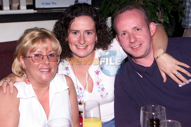 Mary Hoey, Hibury, Maria Collins, Marian Park and Brendan Hoey, Hibury pictured in the Star and Crescent over the weekend..Picture Paul Mohan Newsfile
