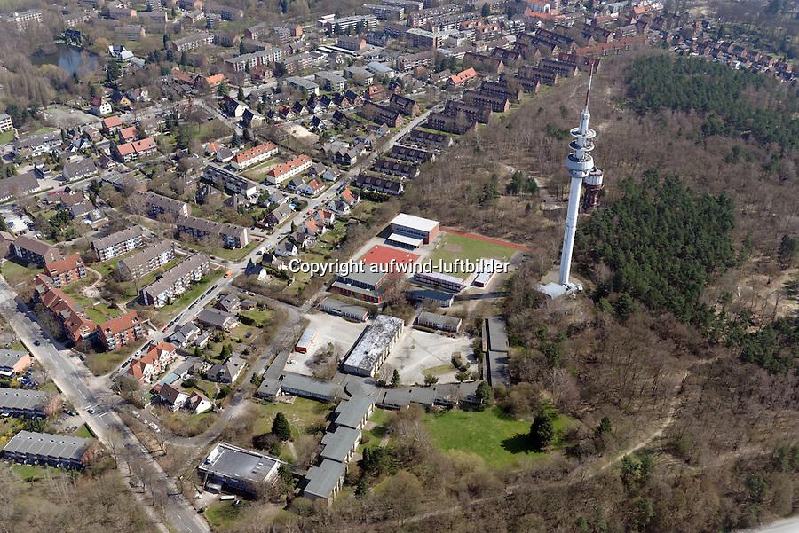 Stadtteilschule Richard Linde Weg: EUROPA, DEUTSCHLAND, HAMBURG, (EUROPE, GERMANY), 21.04.2014: Stadtteilschule Richard Linde Weg.