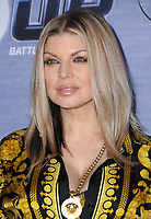 08 February 2018 - West Hollywood, California - Fergie. The Four: Battle For Stardom season finale viewing party held at Delilah. Photo Credit: Birdie Thompson/AdMedia