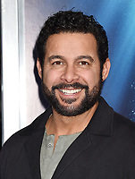 WESTWOOD, CA - APRIL 11: Jon Huertas attends the premiere of 20th Century Fox's 'Breakthrough' at Westwood Regency Theater on April 11, 2019 in Los Angeles, California.<br /> CAP/ROT/TM<br /> ©TM/ROT/Capital Pictures