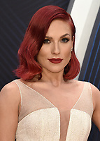 NASHVILLE, TN - NOVEMBER 14:  Sharna Burgess at the 52nd Annual CMA Awards at the Bridgetone Arena on November 14, 2018 iin Nashville, Tennessee. (Photo by Scott Kirkland/PictureGroup)
