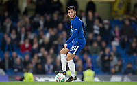 Eden Hazard of Chelsea during the Carabao Cup (Football League cup) 23rd round match between Chelsea and Nottingham Forest at Stamford Bridge, London, England on 20 September 2017. Photo by Andy Rowland.