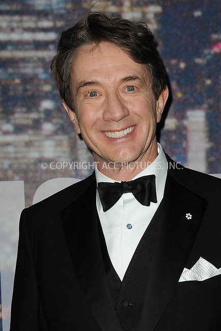 WWW.ACEPIXS.COM<br /> February 15, 2015 New York City<br /> <br /> <br /> Martin Short walking the red carpet at the SNL 40th Anniversary Special at 30 Rockefeller Plaza on February 15, 2015 in New York City.<br /> <br /> Please byline: Kristin Callahan/AcePictures<br /> <br /> ACEPIXS.COM<br /> <br /> Tel: (646) 769 0430<br /> e-mail: info@acepixs.com<br /> web: http://www.acepixs.com