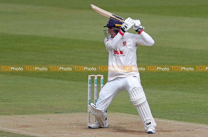 Dan Lawrence of Essex in batting action during Surrey CCC vs Essex CCC, Specsavers County Championship Division 1 Cricket at the Kia Oval on 13th April 2019