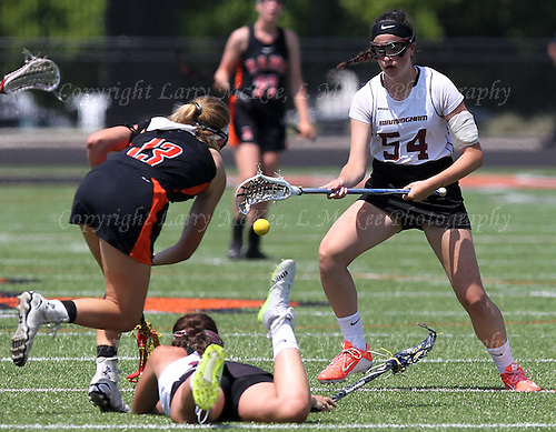 Birmingham United gets tripped up 12-9 by Rockford during Division 1 state final lacrosse action at Brighton High School Saturday, June 11, 2016. Photos: Larry McKee, L McKee Photography. PLEASE NOTE: ALL PHOTOS ARE CUSTOM CROPPED. THIS CAN CAUSE EXTRA WHITE SPACE AROUND BORDERS. BEFORE PURCHASING AN IMAGE, PLEASE CHOOSE PROPER PRINT FORMAT TO BEST FIT IMAGE DIMENSIONS.  L McKee Photography, Clarkston, Michigan. L McKee Photography, Specializing in Action Sports, Senior Portrait and Multi-Media Photography. Other L McKee Photography services include business profile, commercial, event, editorial, newspaper and magazine photography. Oakland Press Photographer. North Oakland Sports Chief Photographer. L McKee Photography, serving Oakland County, Genesee County, Livingston County and Wayne County, Michigan. L McKee Photography, specializing in high school varsity action sports and senior portrait photography.
