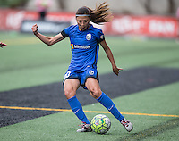Seattle, WA - Saturday Aug. 27, 2016: Rumi Utsugi during a regular season National Women's Soccer League (NWSL) match between the Seattle Reign FC and the Portland Thorns FC at Memorial Stadium.
