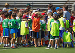 10th Annual After School Athletics Flag Football Camp at Foothill College in Los Altos Hills, July 30, 2014
